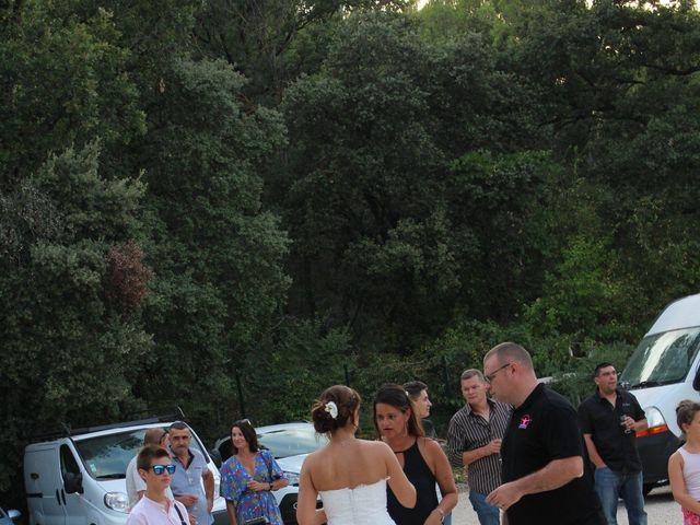 Le mariage de Yannick et Lucy à Aubignan, Vaucluse 95