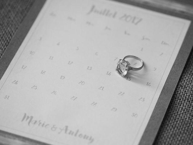 Le mariage de Antony et Marie à Évreux, Eure 7