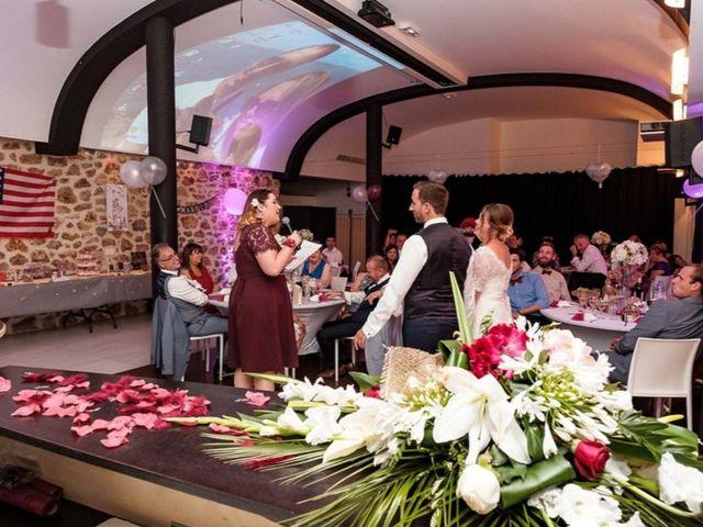 Le mariage de Valentin et Elodie à Gometz-la-Ville, Essonne 13