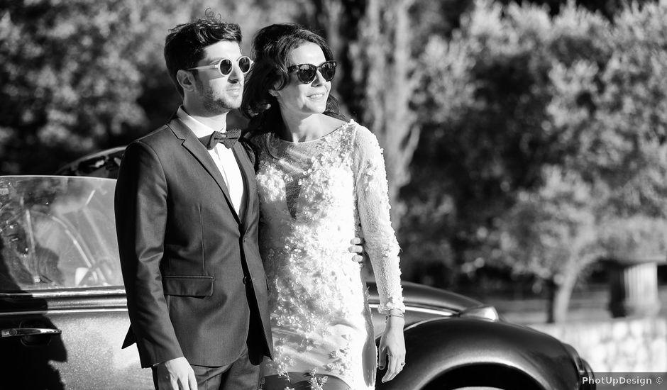 Le mariage de Mickael et Sabine à Solérieux, Drôme