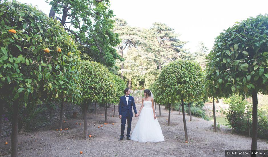 Le mariage de Pierre et Aurélie à Toulon, Var