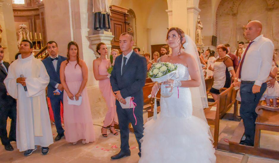 Le mariage de Yannick et Lucy à Aubignan, Vaucluse