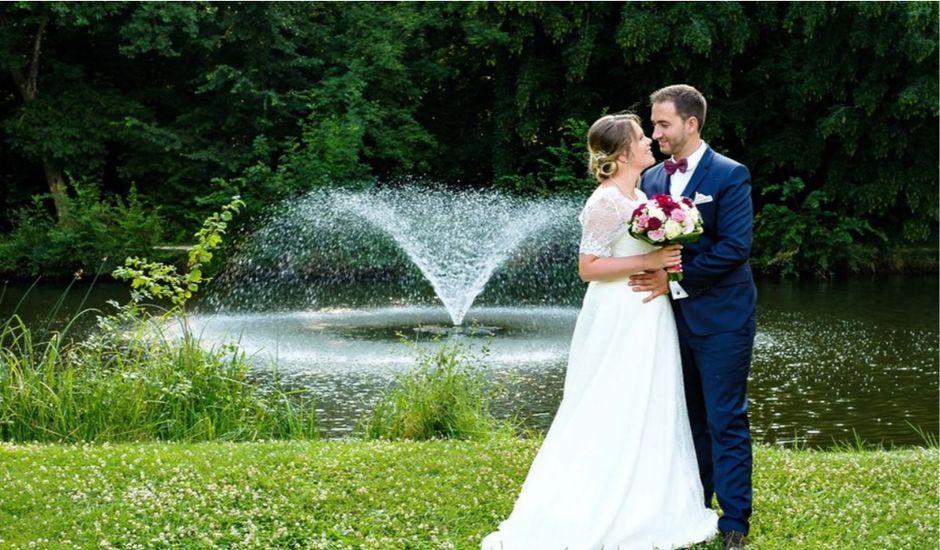 Le mariage de Valentin et Elodie à Gometz-la-Ville, Essonne