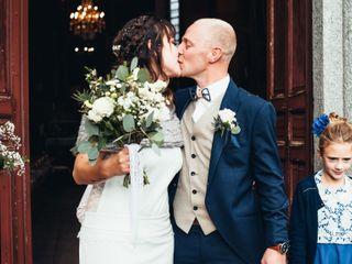 Le mariage de Maéva et Corentin