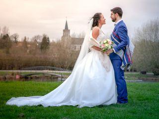 Le mariage de Bastien et Amélie-Tiana 1