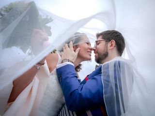 Le mariage de Bastien et Amélie-Tiana