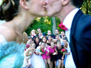 Le mariage de Magali et Adrien