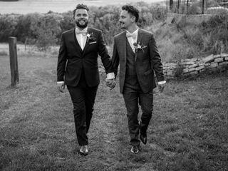 Le mariage de Steven et Nathan
