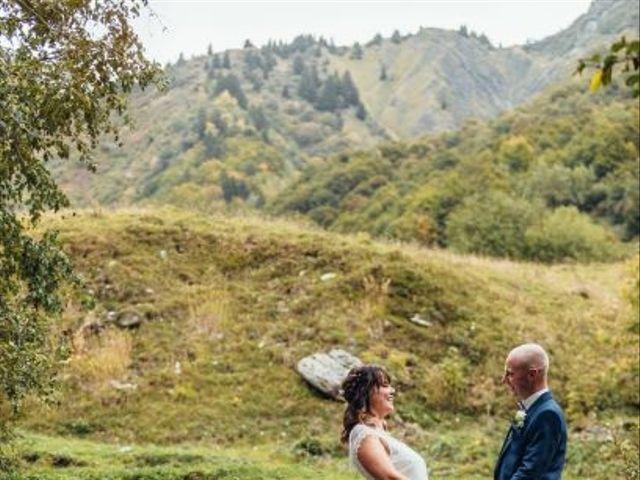 Le mariage de Corentin et Maéva à Chamousset, Savoie 4