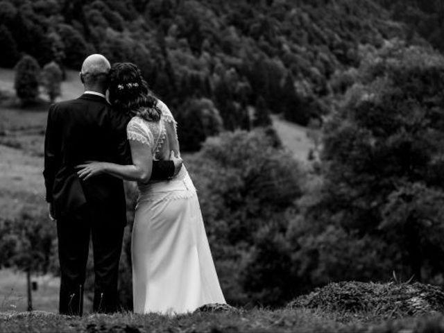 Le mariage de Corentin et Maéva à Chamousset, Savoie 1