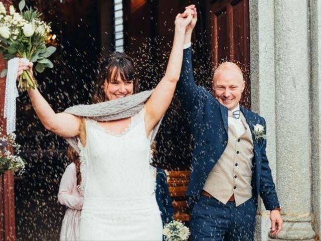 Le mariage de Corentin et Maéva à Chamousset, Savoie 7