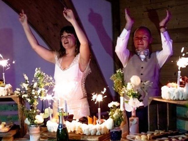 Le mariage de Corentin et Maéva à Chamousset, Savoie 14