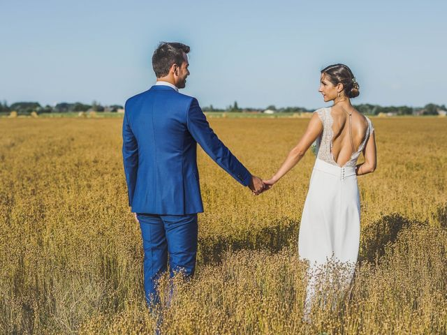 Le mariage de Bertille et Romain