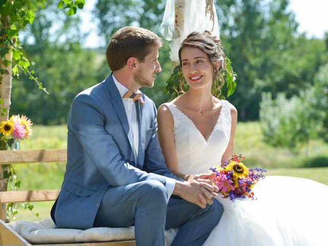 Le mariage de Julien et Carole à Lavalette, Haute-Garonne 3