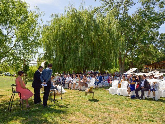 Le mariage de Julien et Carole à Lavalette, Haute-Garonne 6