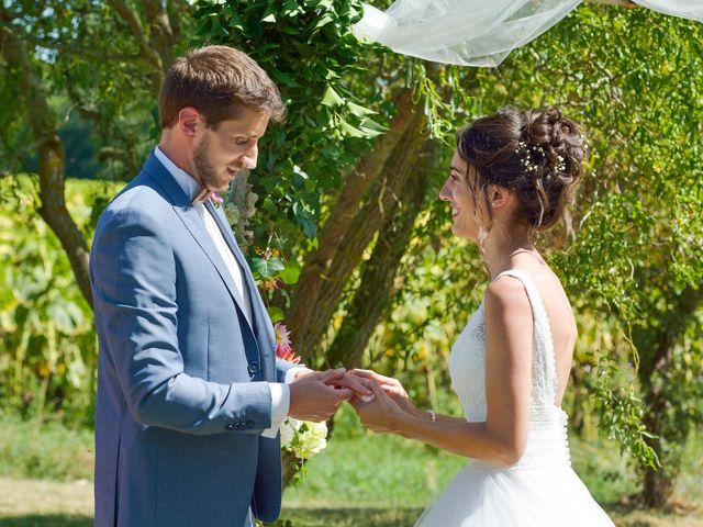 Le mariage de Julien et Carole à Lavalette, Haute-Garonne 9
