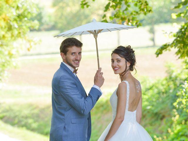 Le mariage de Julien et Carole à Lavalette, Haute-Garonne 12
