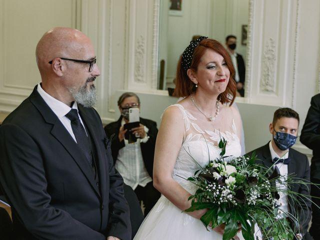 Le mariage de Guillaume et Marie-Christine à Dieupentale, Tarn-et-Garonne 8