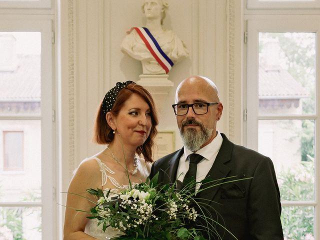 Le mariage de Guillaume et Marie-Christine à Dieupentale, Tarn-et-Garonne 9