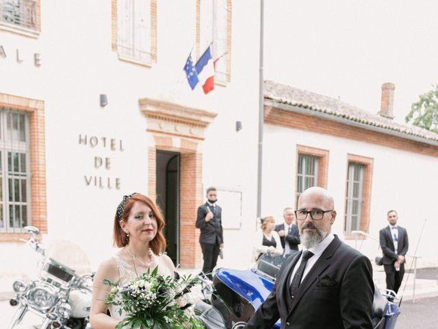 Le mariage de Guillaume et Marie-Christine à Dieupentale, Tarn-et-Garonne 10