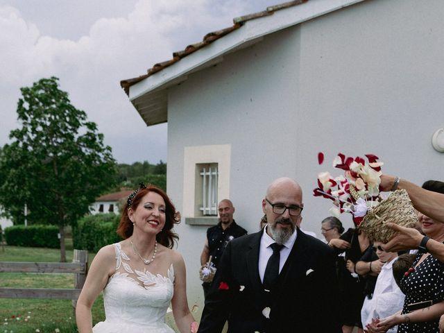 Le mariage de Guillaume et Marie-Christine à Dieupentale, Tarn-et-Garonne 15