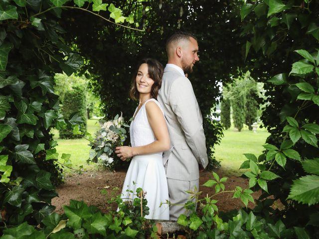 Le mariage de Benjamin et Virginie à Ceyzériat, Ain 3