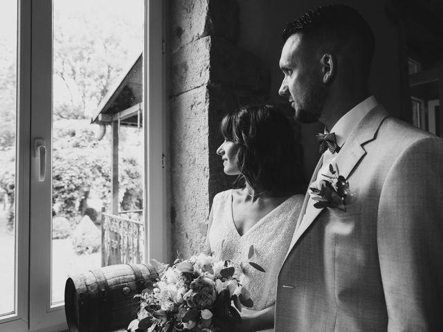 Le mariage de Benjamin et Virginie à Ceyzériat, Ain 4