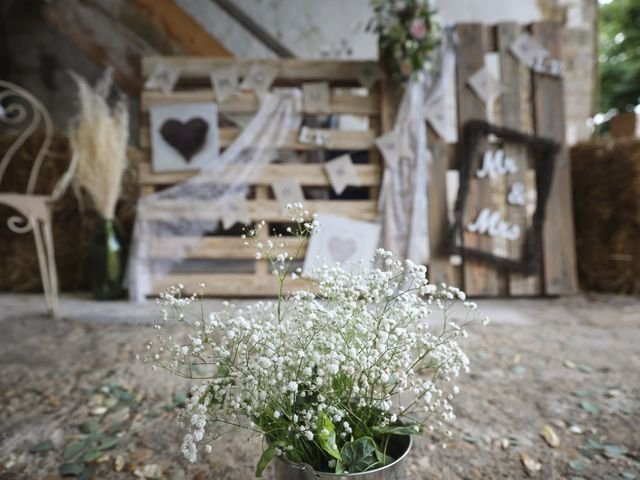 Le mariage de Benjamin et Virginie à Ceyzériat, Ain 26