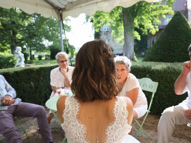 Le mariage de Benjamin et Virginie à Ceyzériat, Ain 28