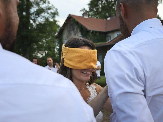 Le mariage de Benjamin et Virginie à Ceyzériat, Ain 35