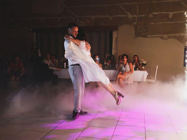 Le mariage de Benjamin et Virginie à Ceyzériat, Ain 47
