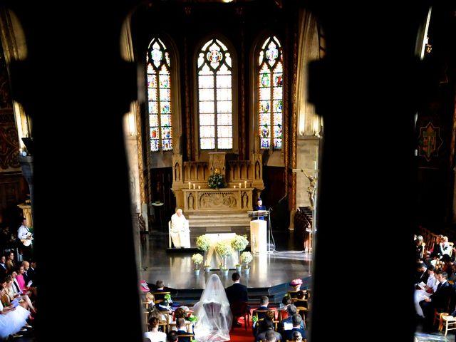 Le mariage de Adrien et Magali à Marcq-en-Baroeul, Nord 12