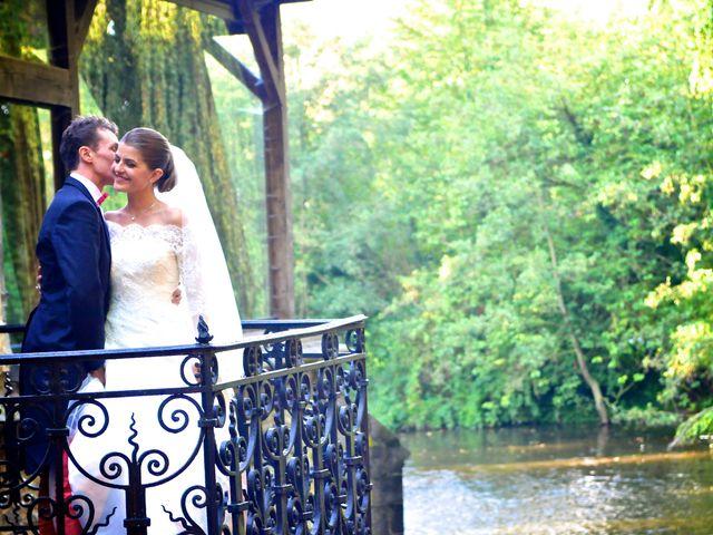 Le mariage de Adrien et Magali à Marcq-en-Baroeul, Nord 15