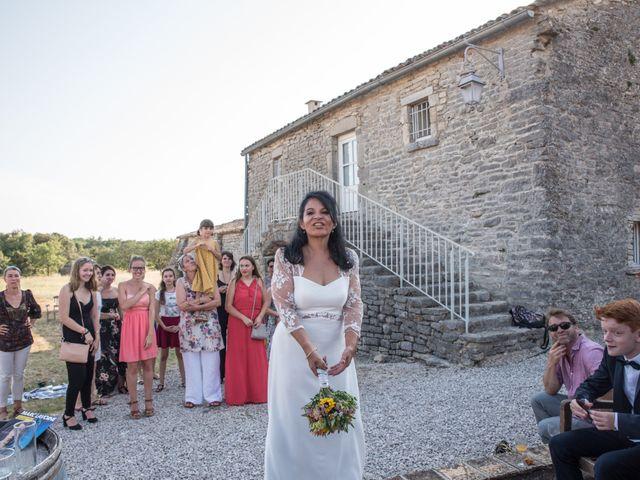 Le mariage de Laurent et Sandra à Viols-le-Fort, Hérault 14