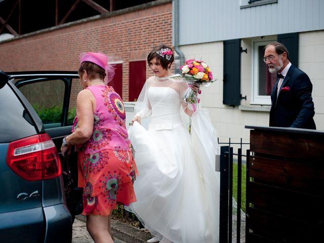 Le mariage de Guillaume et Amandine à Rouen, Seine-Maritime 15