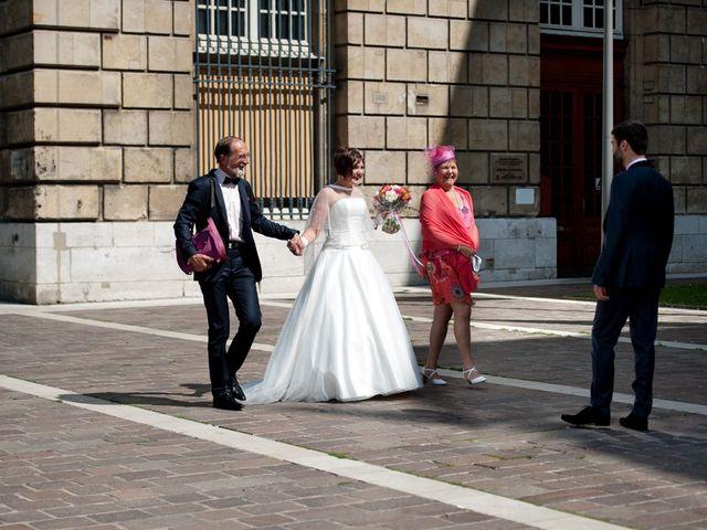 Le mariage de Guillaume et Amandine à Rouen, Seine-Maritime 21