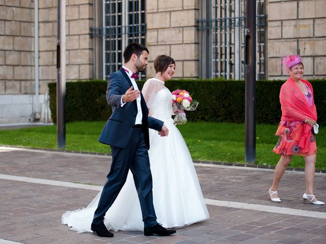 Le mariage de Guillaume et Amandine à Rouen, Seine-Maritime 25