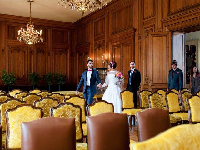 Le mariage de Guillaume et Amandine à Rouen, Seine-Maritime 29