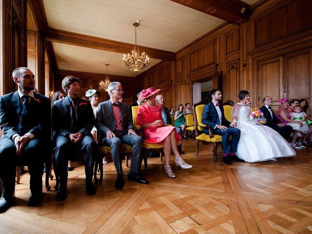 Le mariage de Guillaume et Amandine à Rouen, Seine-Maritime 30