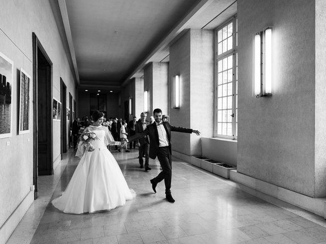 Le mariage de Guillaume et Amandine à Rouen, Seine-Maritime 35