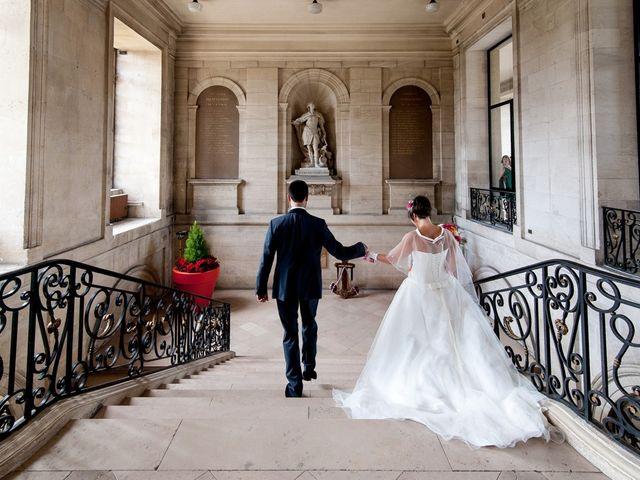 Le mariage de Guillaume et Amandine à Rouen, Seine-Maritime 36