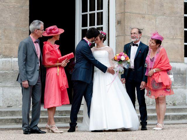 Le mariage de Guillaume et Amandine à Rouen, Seine-Maritime 38