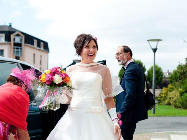 Le mariage de Guillaume et Amandine à Rouen, Seine-Maritime 42