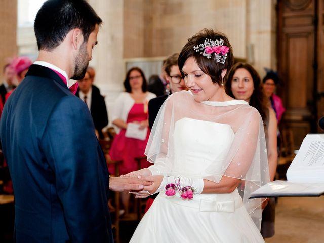 Le mariage de Guillaume et Amandine à Rouen, Seine-Maritime 54
