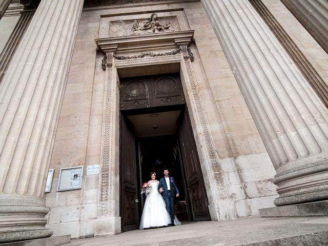 Le mariage de Guillaume et Amandine à Rouen, Seine-Maritime 58
