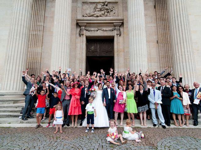 Le mariage de Guillaume et Amandine à Rouen, Seine-Maritime 62