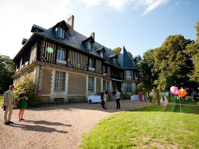 Le mariage de Guillaume et Amandine à Rouen, Seine-Maritime 66