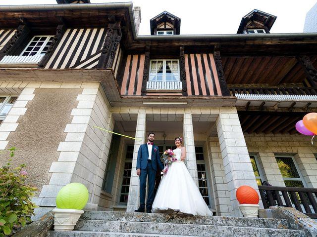 Le mariage de Guillaume et Amandine à Rouen, Seine-Maritime 70