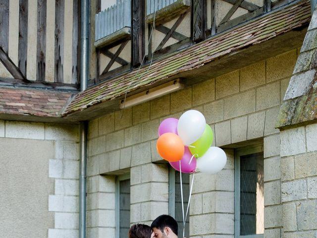 Le mariage de Guillaume et Amandine à Rouen, Seine-Maritime 87