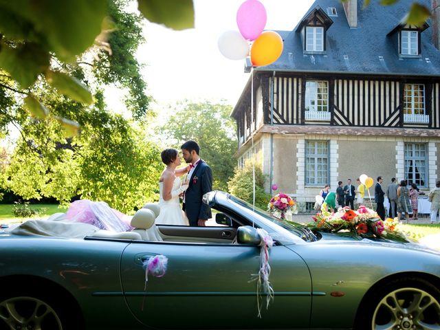 Le mariage de Guillaume et Amandine à Rouen, Seine-Maritime 89